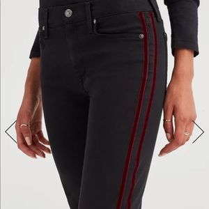 7 For All Mankind b(air) High Waist Ankle Skinny